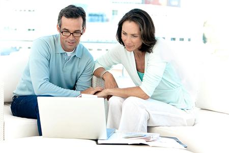 Doing Home Finances together