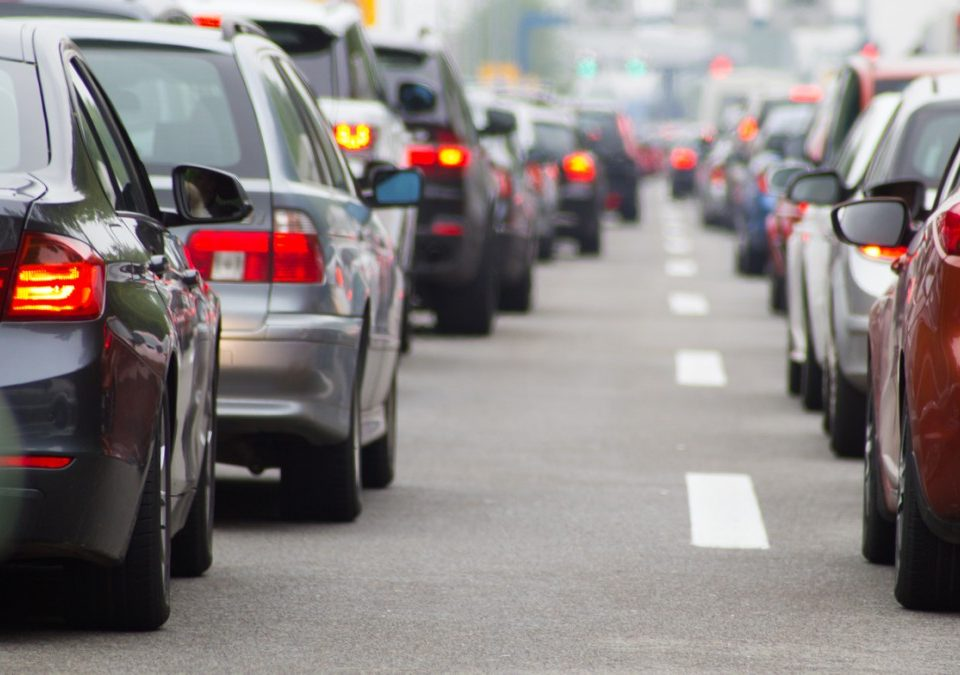 5 Positive Things to Do When Stuck in Traffic